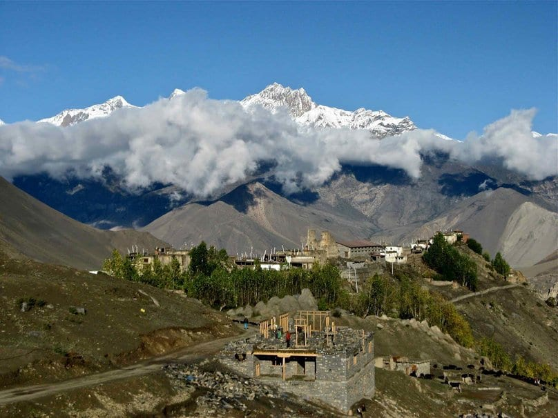 TREKKING KALI GANDAKI NEPAL