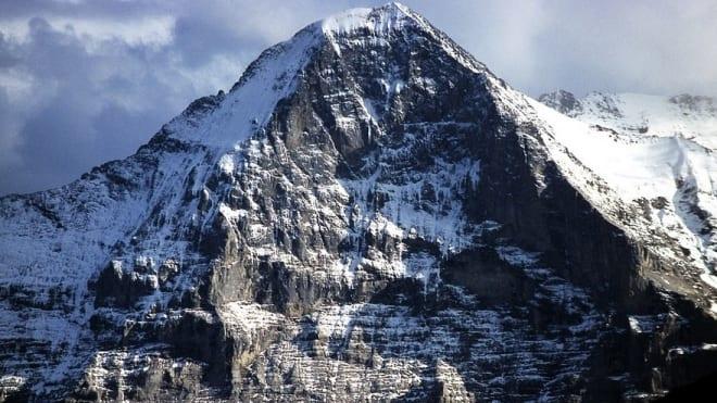 EIGER (3.960 mts) – ARISTA MITTELEGI
