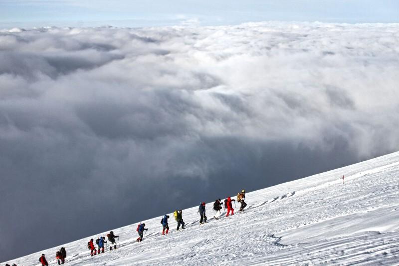 ELBRUS (5.642 mts)