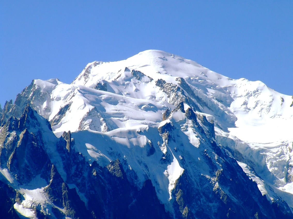 MONT BLANC (4.810 mts)