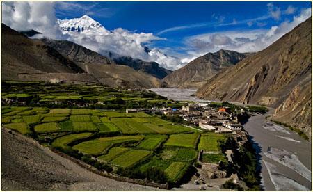 TREKKING REINO MUSTANG NEPAL